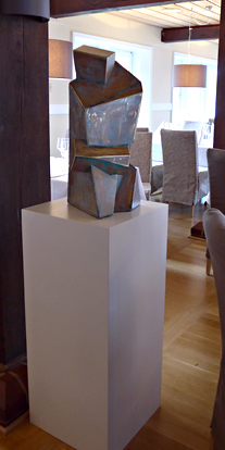 Edle Metallskulpturen von Rudolf van Eckendonk I Ausstellungen I ...